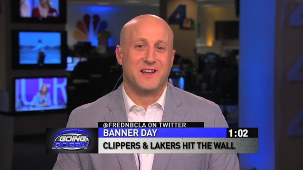 [LA] Banner Day: Lakers vs. Clippers
