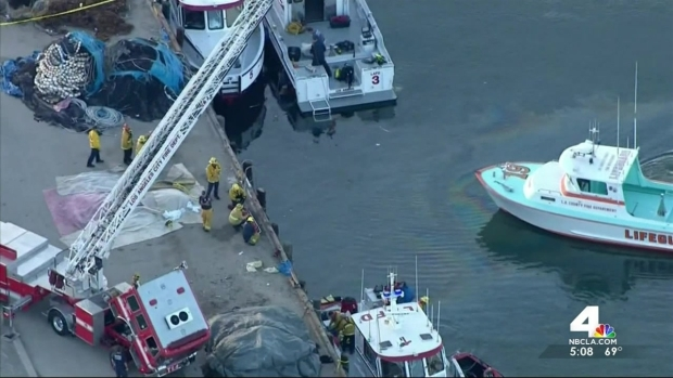 [LA] 13-Year-Old Boy Dies When Car Sinks in Harbor