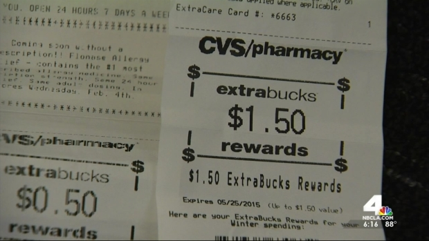 [LA] Never-ending CVS Receipts Spark Social Media Response