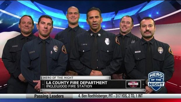 Challenge Hero: Inglewood's Fire Station 170