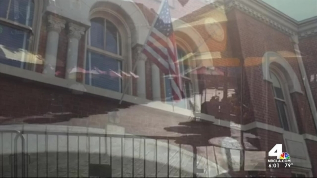 [LA] Man Shoots, Kills Self at Theme Park