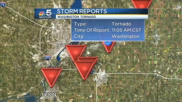 [CHI] Timeline: Washington-Area Tornadoes