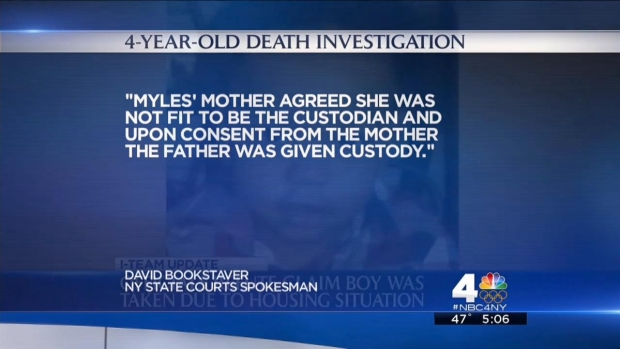 [NY] Body of Boy Found Dead in Times Square Apartment Still Unclaimed