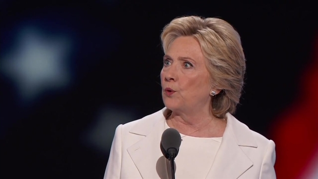 [NATL] Watch Hillary Clinton's Full Speech at the 2016 Democratic National Convention