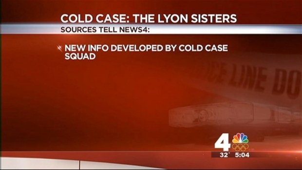 [DC] Possible Break in Decades-Old Lyons Sisters Cold Case