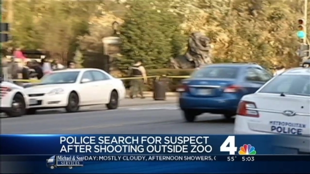 [DC] Two Shot Outside National Zoo, Search for Suspect Continues