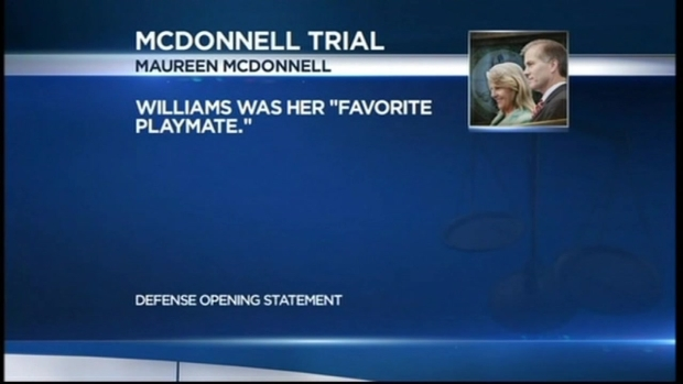 [DC] McDonnell Corruption Trial Bombshell: CEO Became Maureen McDonnell's 'Favorite Playmate,' Say Her Lawyers