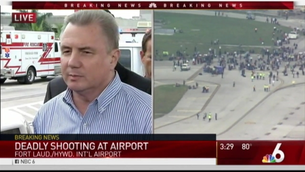 [NATL-MIA] RAW: Officials Hold Press Conference on Shooting at Fort Lauderdale Airport