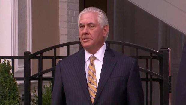 [NATL-MI] Sec. Tillerson: US Holds Cuba Responsible for Acoustic Attack Probe