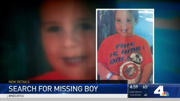 [LA] Warrant Served in Case of Missing Pasadena Boy