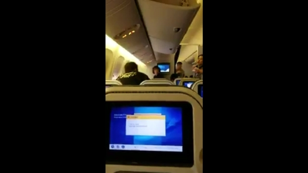 [LA] Caught on Camera: Pre-Flight Fight