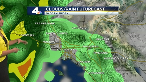 AM Forecast: Chance Of Rain Halloween Night