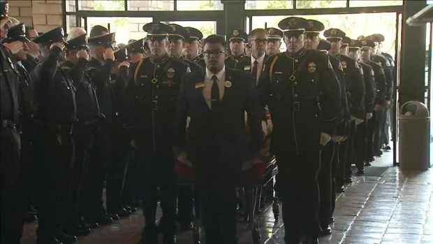 [LA] Watch: Salute to Officer Keith Boyer