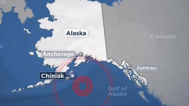 Why 7.9 Quake Off Alaska Didn't Produce Tsunami