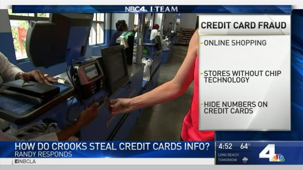 [LA] Why Credit Card Fraud Is on the Rise