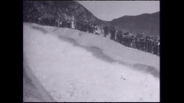 Archive Video: St. Francis Dam Disaster