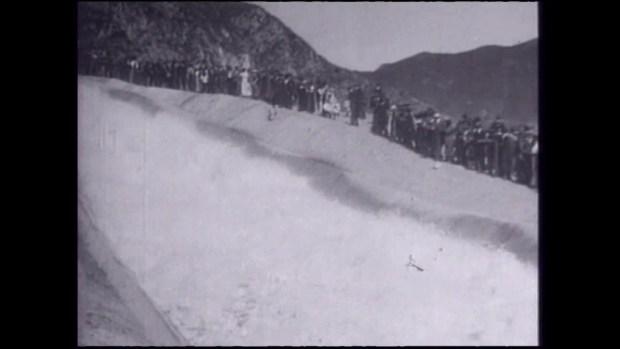 [LA] Archive Video: St. Francis Dam Disaster