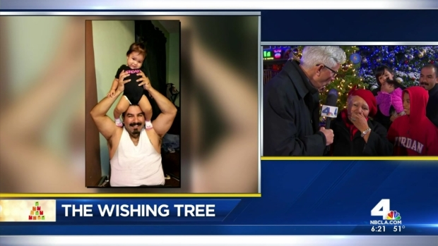 Wishing Tree: Apodaca Family Receives New Beds