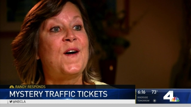 [LA] Woman Fights Back After Getting Someone Else's Traffic Tickets