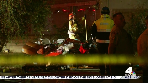[LA] Woman Found Dead in Temple City House Fire