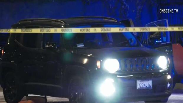 [LA STRINGER] Woman in Jeep Was Fatally Struck by Stray Bullet