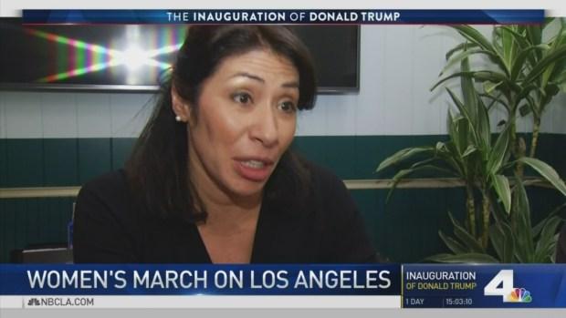 [LA] Women Plan Trump Rally and Protest March in LA