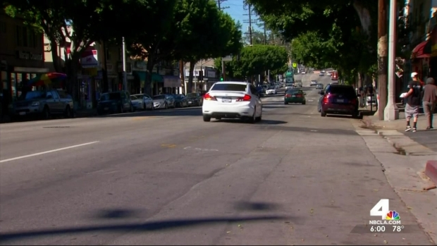 [LA] Young Man Hit, Killed By Car in Boyle Heights