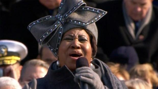 [NATL] Aretha's Epic Obama Inauguration Performance