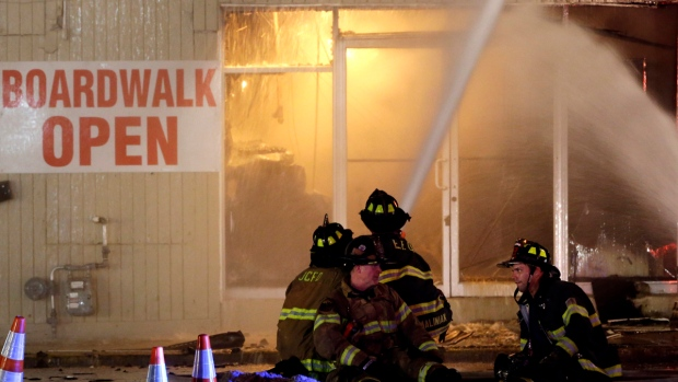 "[NY] Boardwalk Fire 911 Calls: ""You Guys Gotta Come Quick!"""
