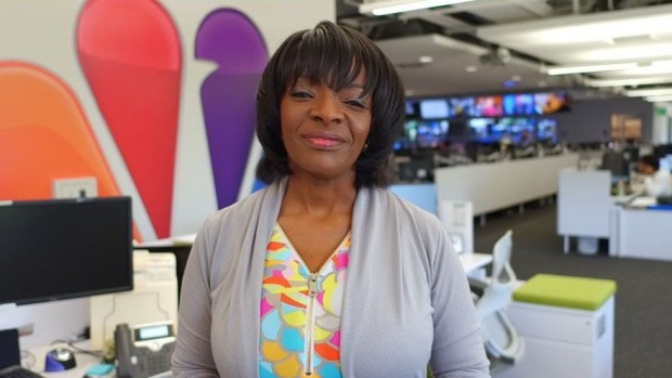 Celebrating NBC4's Beverly White Receiving NABJ Lifetime Achievement Award