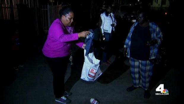 [LA] Good Samaritans Help Save Pair of Abandoned Toddlers
