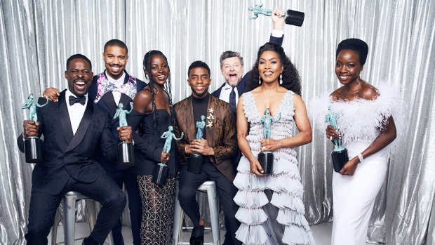 [NATL]Top Moments From the 2019 SAG Awards