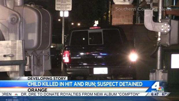 [LA] 9-Year-Old Boy Fatally Struck by Car in Orange