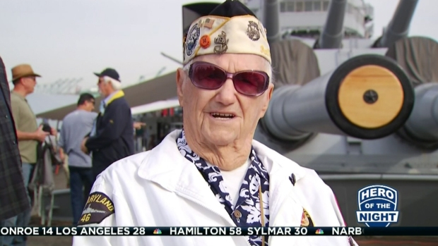 Challenge Hero: Pearl Harbor Veteran Howard Bender