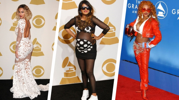 [NATL] Most Daring Grammy Red Carpet Looks Through the Years