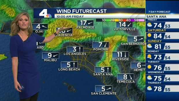 [LA] AM Forecast: Wind Advisory