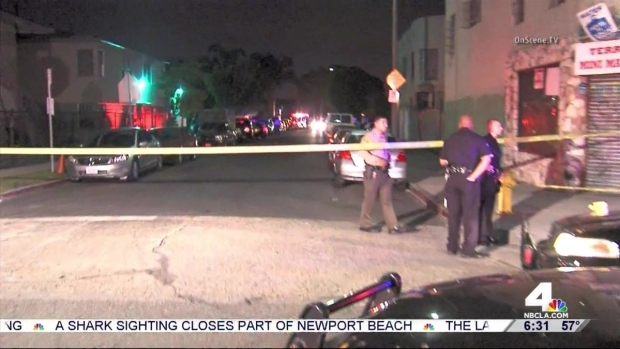 [LA] Deputy-Involved Shooting Kills Man in South LA