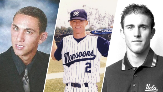 [LA ONLY]Yearbook Photos: Dodger Players With SoCal Roots