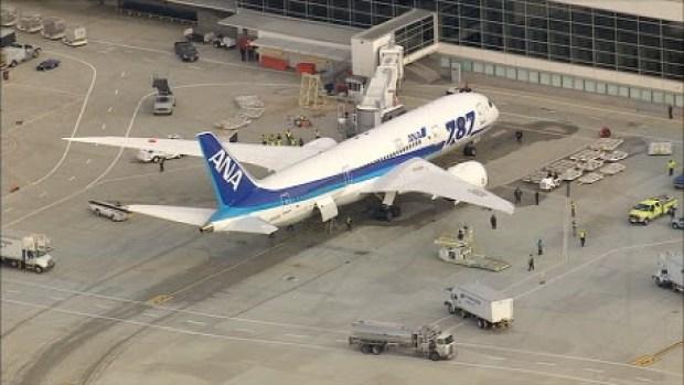 [LA] FAA Grounds All Boeing Dreamliners