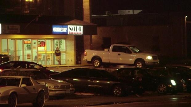 RAW: Gunfire in Ferguson, Missouri