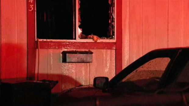 [BAY] Resident: Flaming Mouse Possibly Sparked House Fire