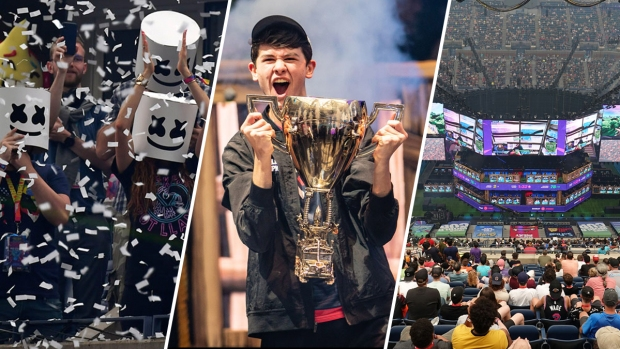 [NATL] The Best of the Fortnite World Cup in Photos