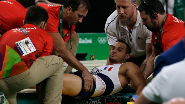[NATL]Most Painful Moments of 2016 Rio Olympics