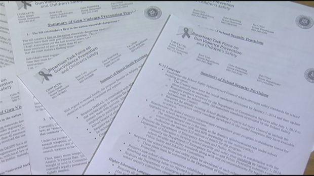 [HAR] Post-Sandy Hook Gun Control Proposal Set For Vote on Wednesday