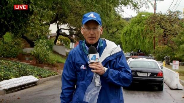 [LA] Evacuations Ordered for Monrovia