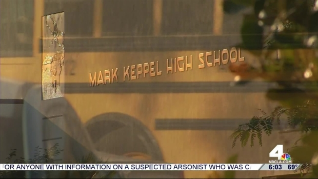 [LA] High School Coach Accused of Sexual Relationship with Teen