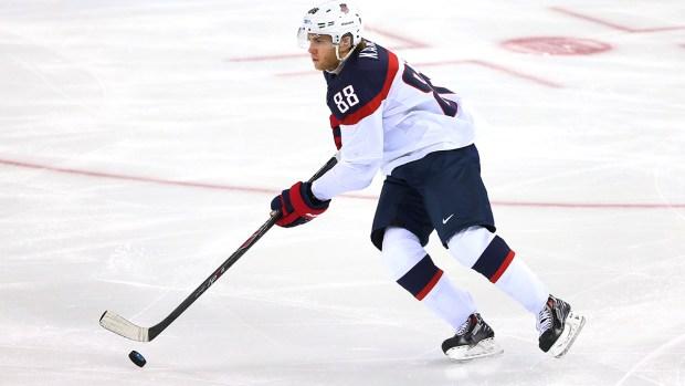 [NATL-SOCHI] Men's Hockey at Sochi: USA vs. Czech Republic