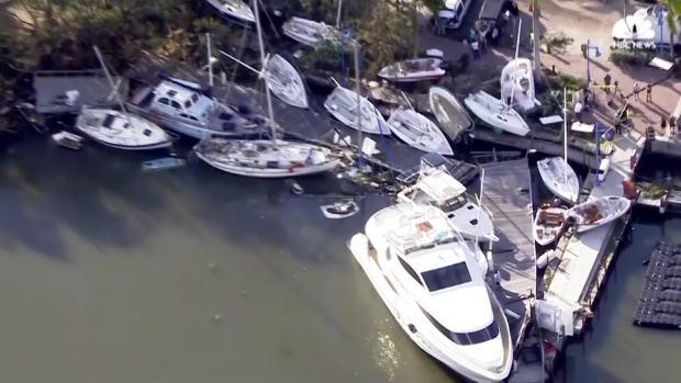 [NATL] Florida Begins Cleanup Process After Hurricane Irma Slams Southeast US
