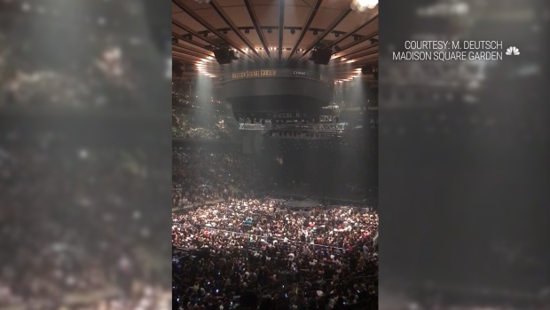 [NATL] J. Lo Concert in NYC Cut Short by Power Outage