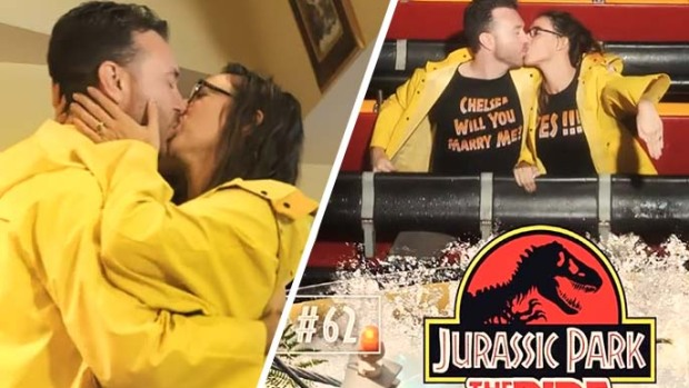 Photos: Jurassic Park Ride Proposal Will Leave You With a Dinosaur-Sized Smile